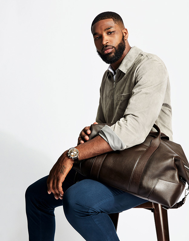 Tristan Thompson in Shinola