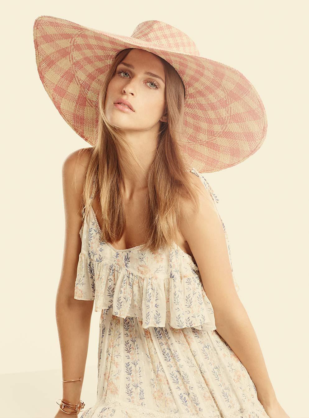 Spring 2017 Hat Lookbook at Neiman Marcus cb55d3bc4c64