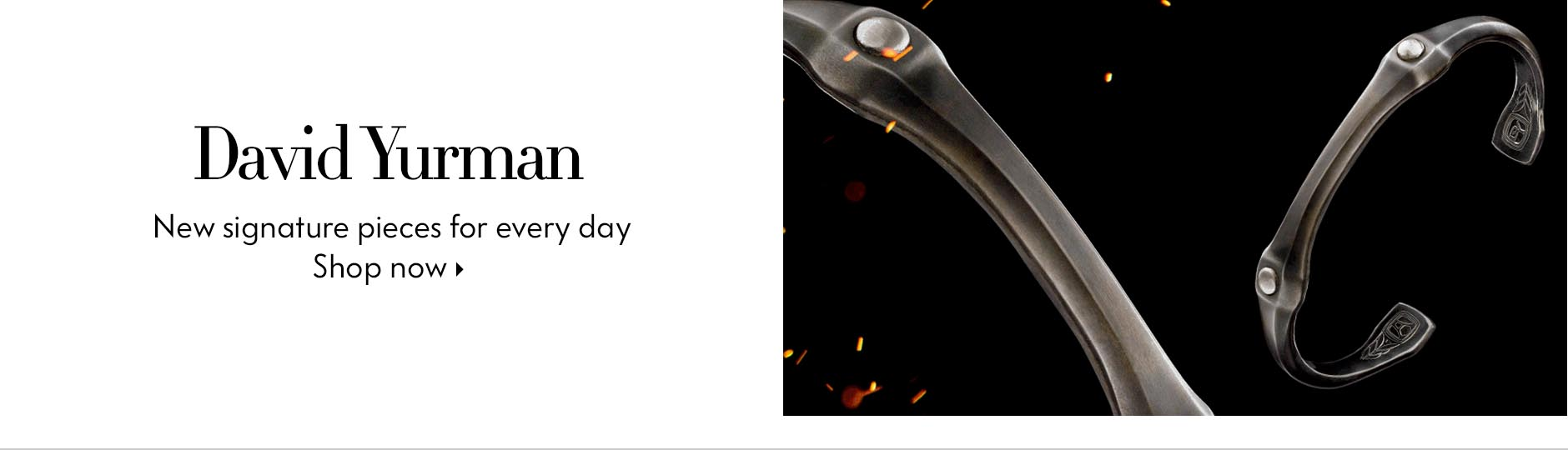 David Yurman - New signature pieces for every day