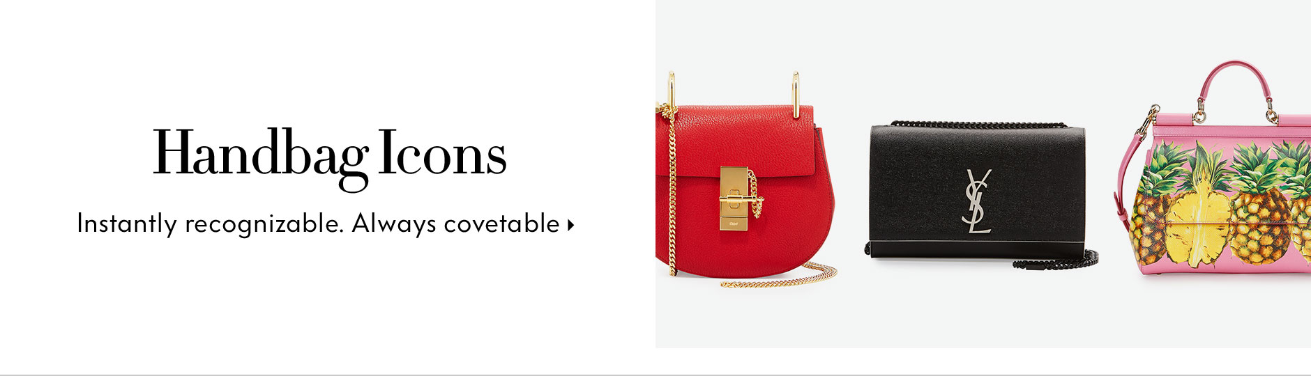 Handbag Icons Lookbook
