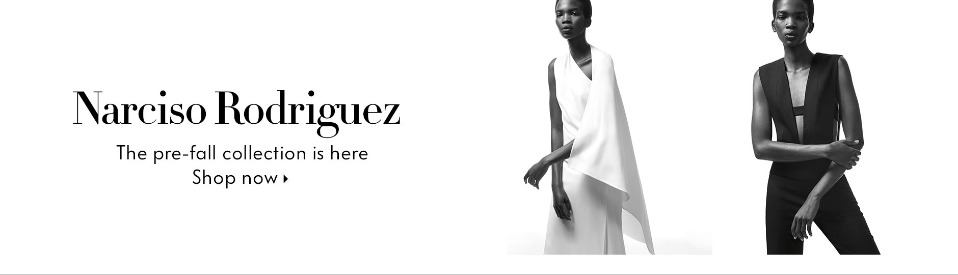 Narciso Rodriguez Lookbook