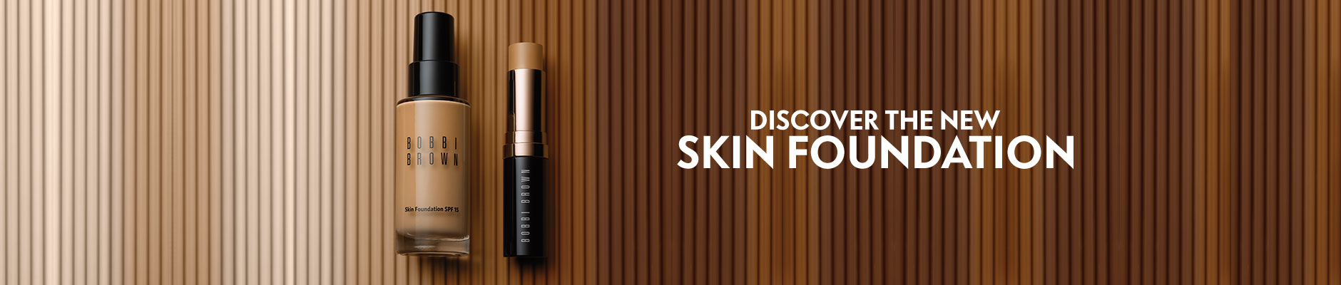 Discover The New Skin Foundation
