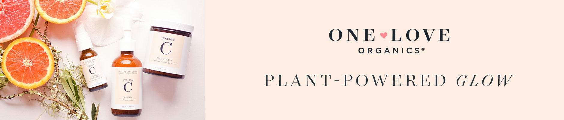 One Love Organics - Plant-powered glow
