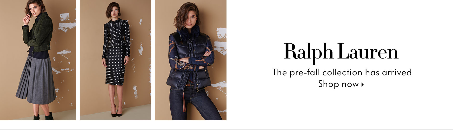 Ralph Lauren PreFall Lookbook