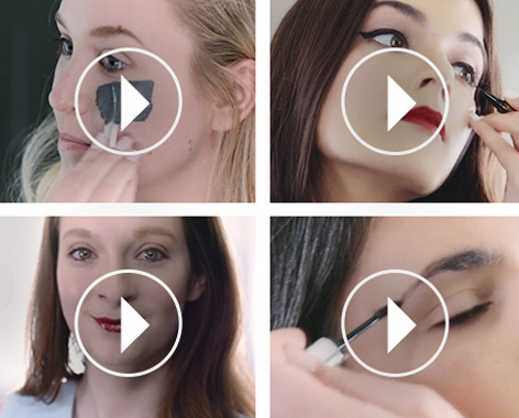 Beauty Conclave; How-To Videos