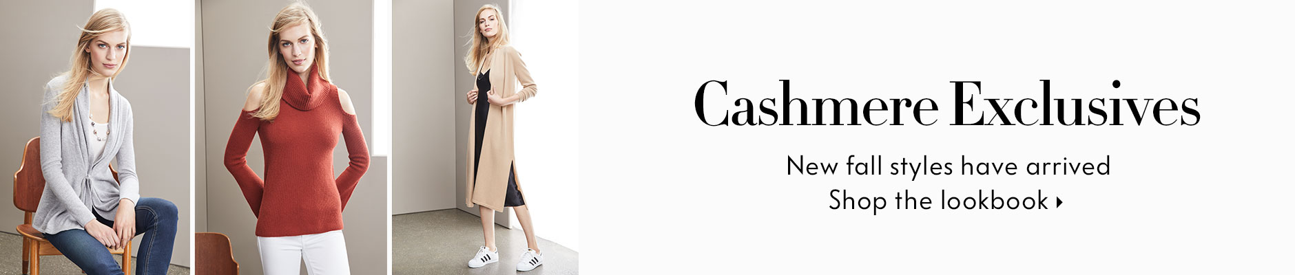 Cashmere Collection Lookbook
