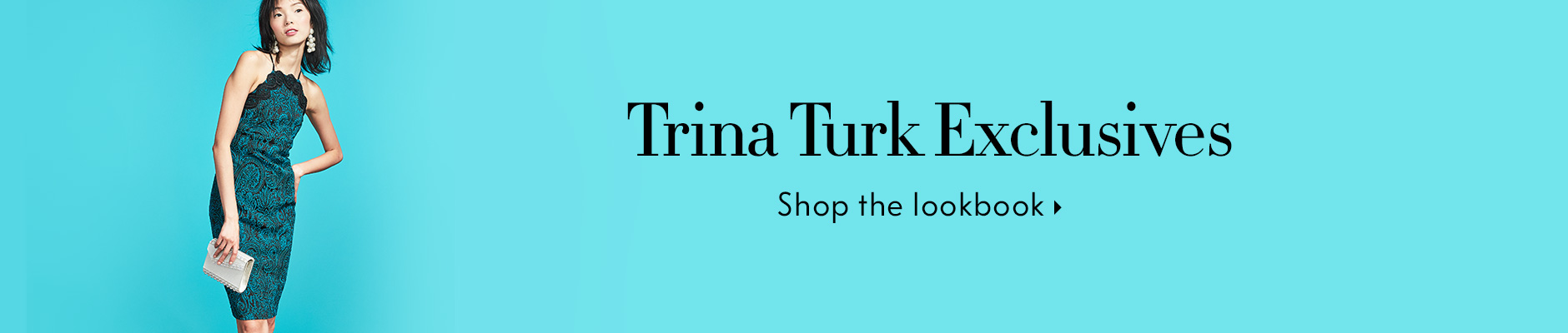 OnlyatNM TrinaTurk  Lookbook