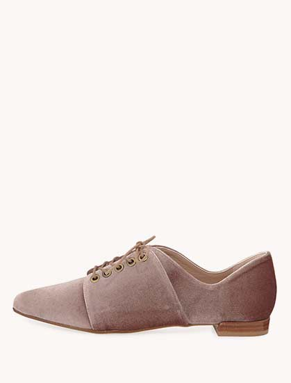 Cello Velvet Oxford