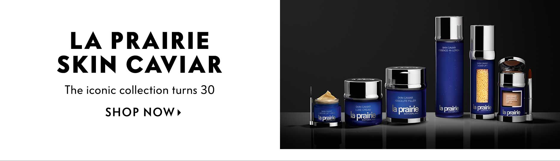 La Prairie Lookbook