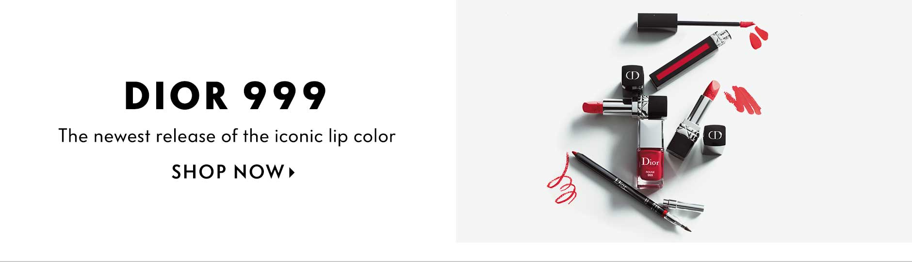 Dior 999 the newest release of the iconic lip color