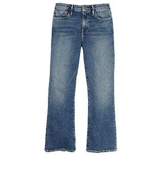FRAME - Cropped Jeans