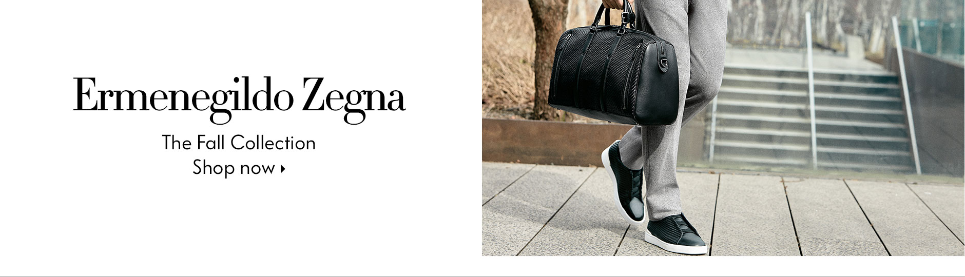 Zegna Lookbook