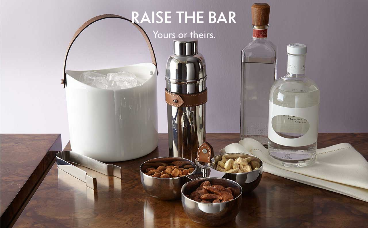 Raise The Bar - Yours or theirs.