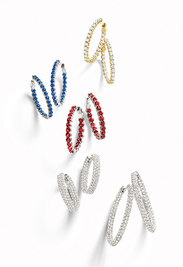 Bejeweled Precious Jewelry at Neiman Marcus
