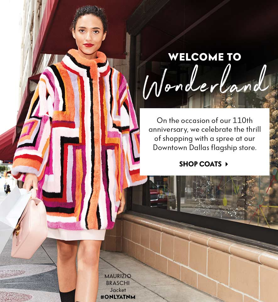 Coats in Magazine at Neiman Marcus dc633c569