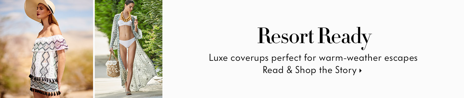 Luxe Resortwear