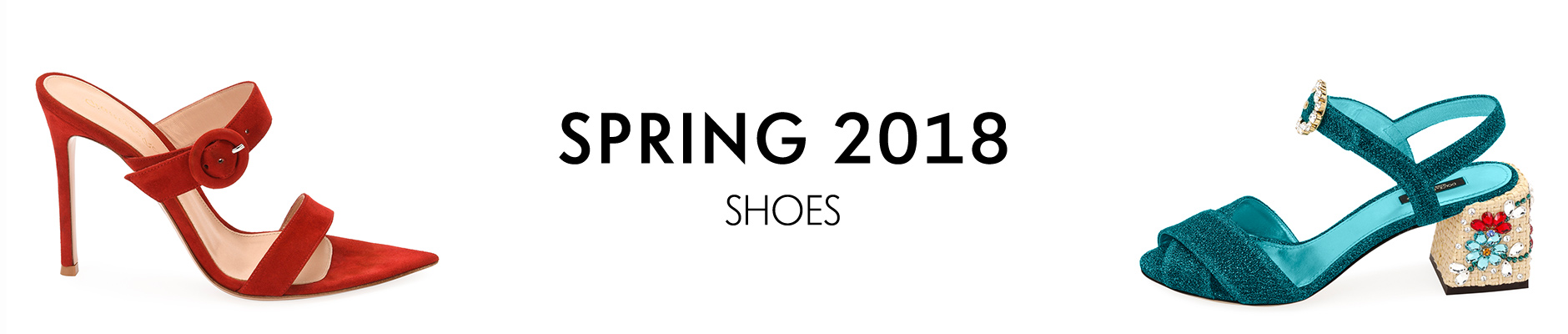 Magazine: Shoes - Spring Launch