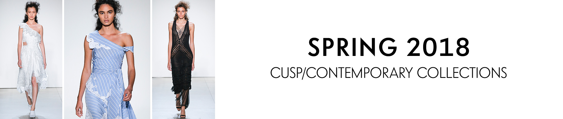 Magazine: CUSP / Contemporary - Spring Launch