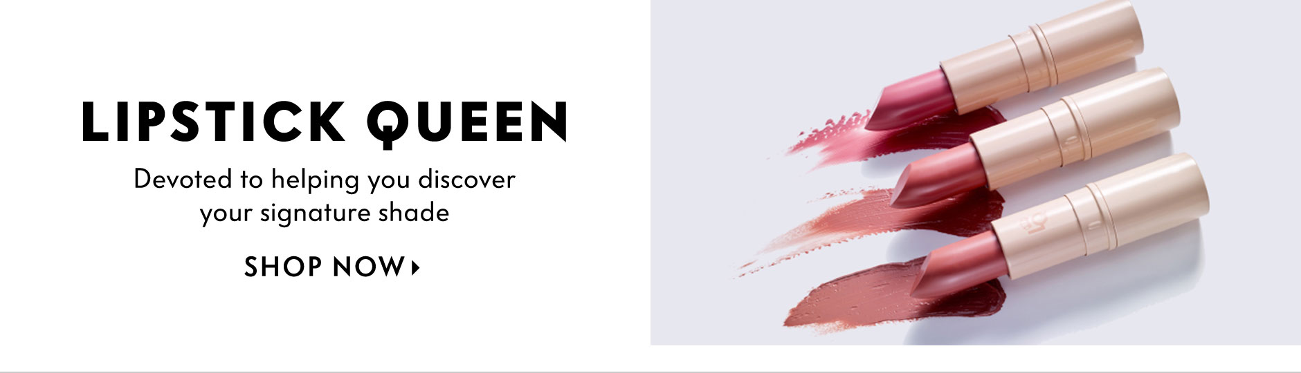 Lipstick Queen - Devoted to helping you discover your signature shade