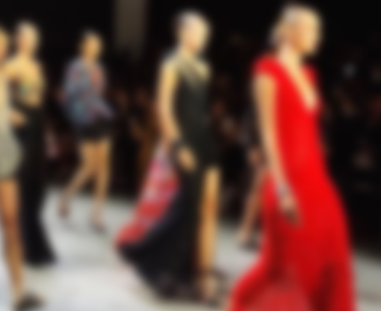 Fashion Week Runway Collection At Neiman Marcus