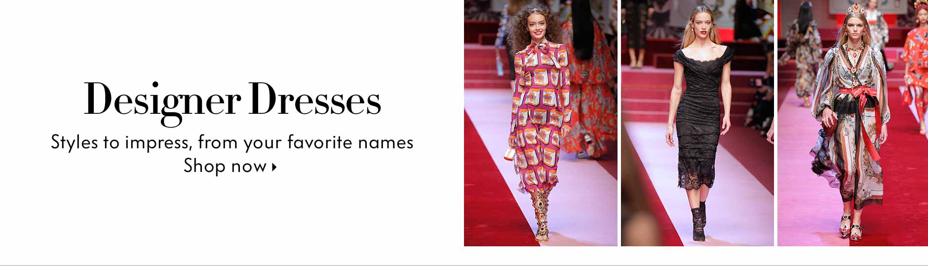 Designer Dresses - Styles to impress, from your favorite names