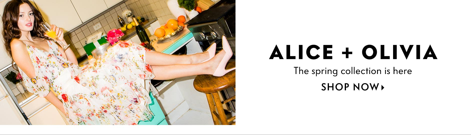 Alice Olivia Lookbook