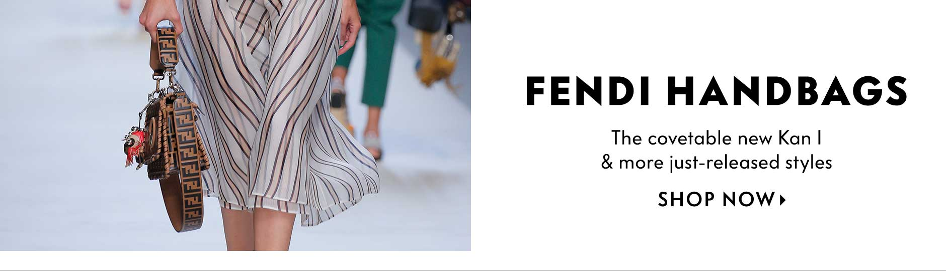 Fendi Handbags - The covetable new Kan I & more just-released styles