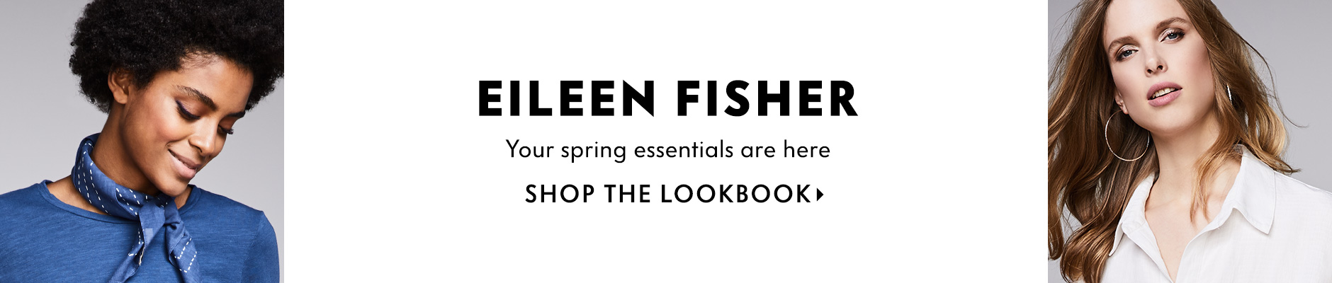 Eileen Fisher Core Customer Classic Lookbook