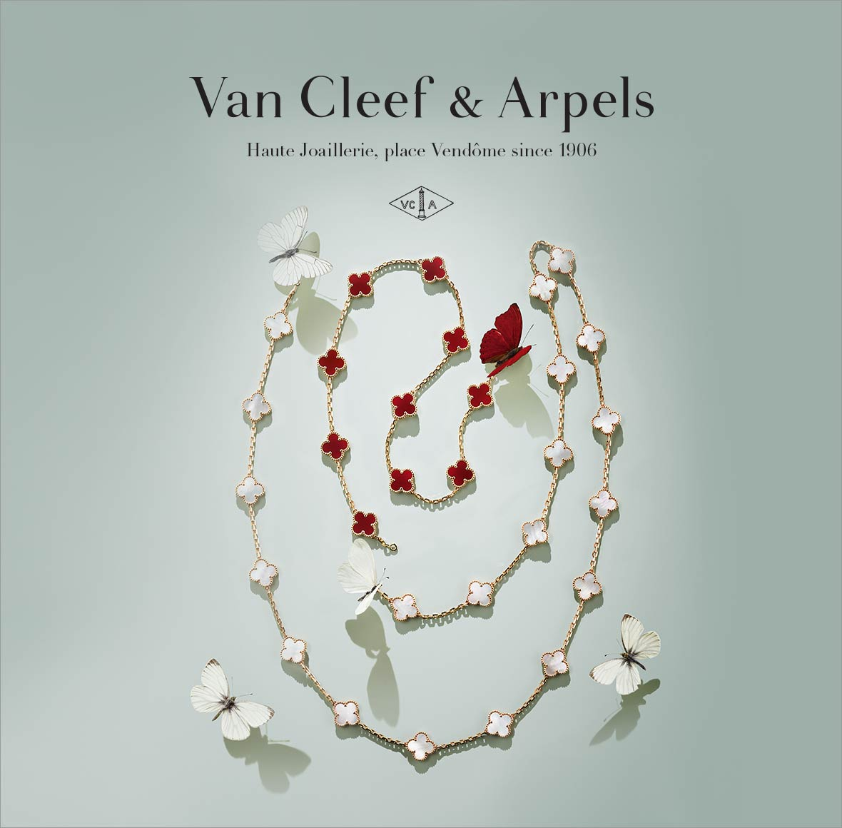 van cleef and arpels necklaces jewelry at neiman marcus