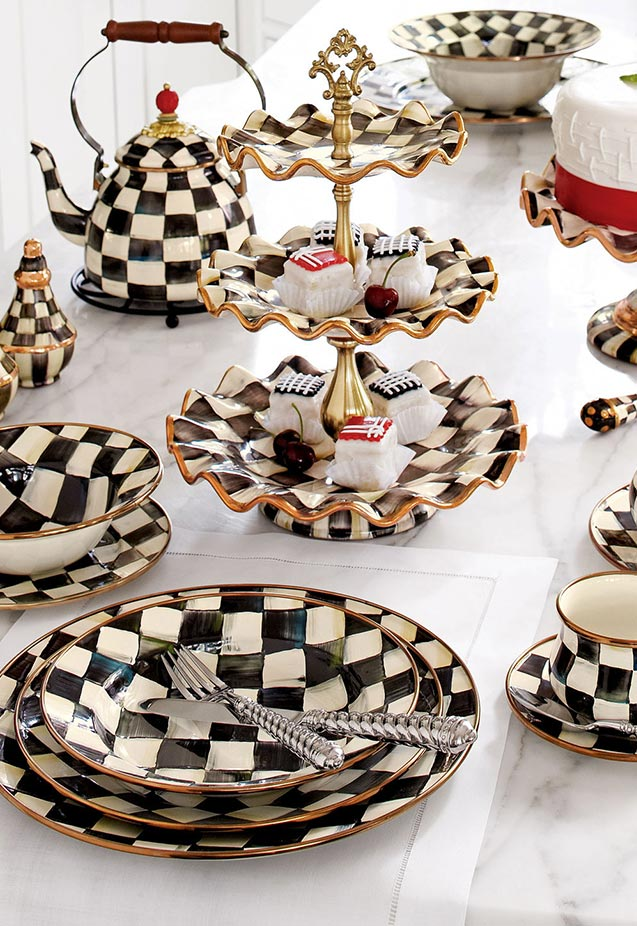 Mackenzie-childs Tableware