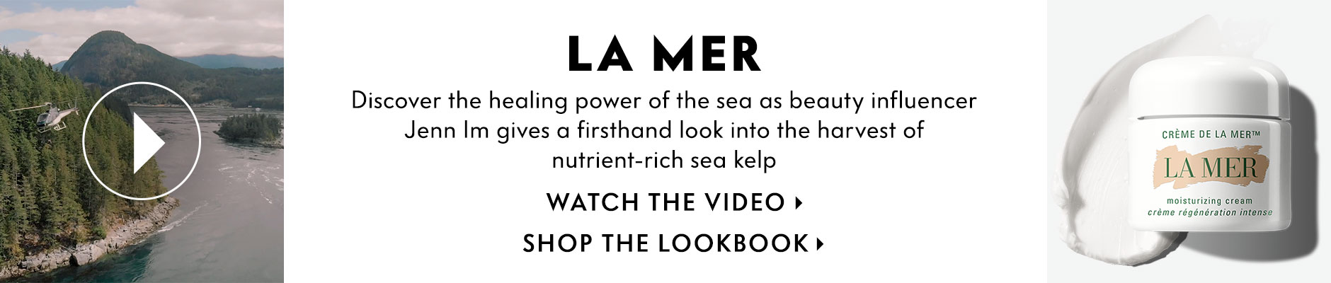 Mystery of La Mer Lookbook