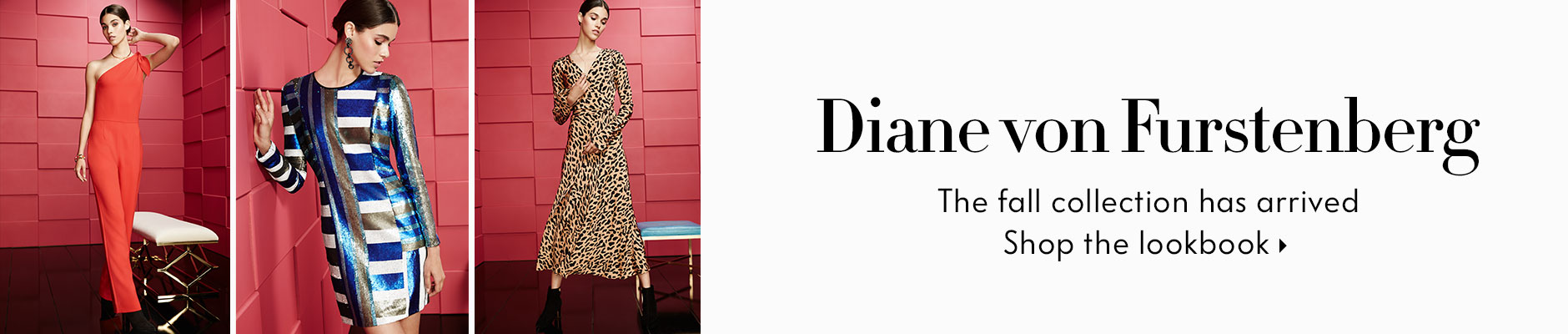 Diane Von Furstenberg Lookbook