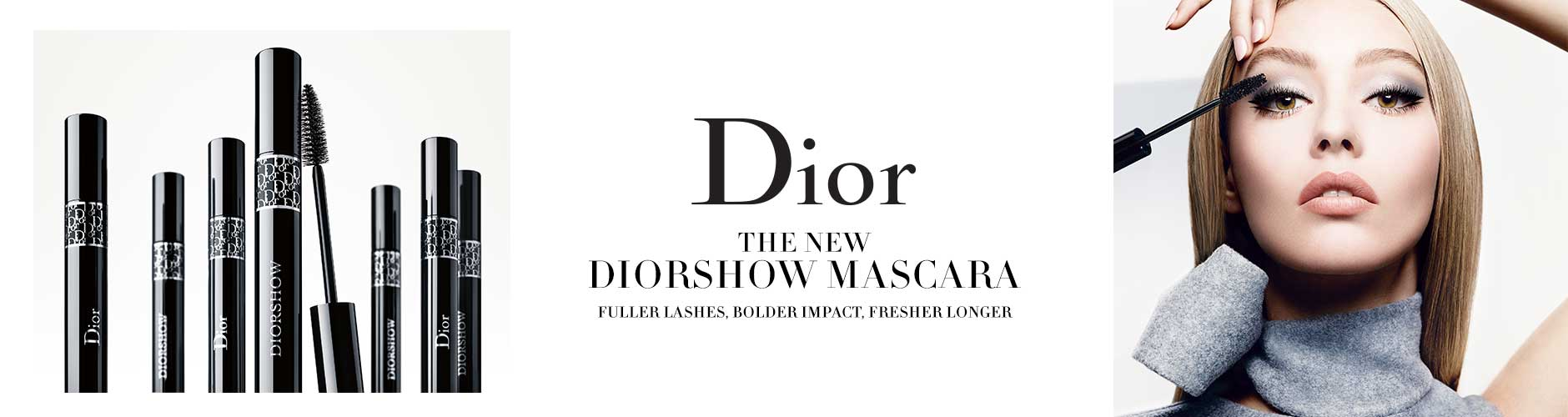 Dior new Diorshow mascara
