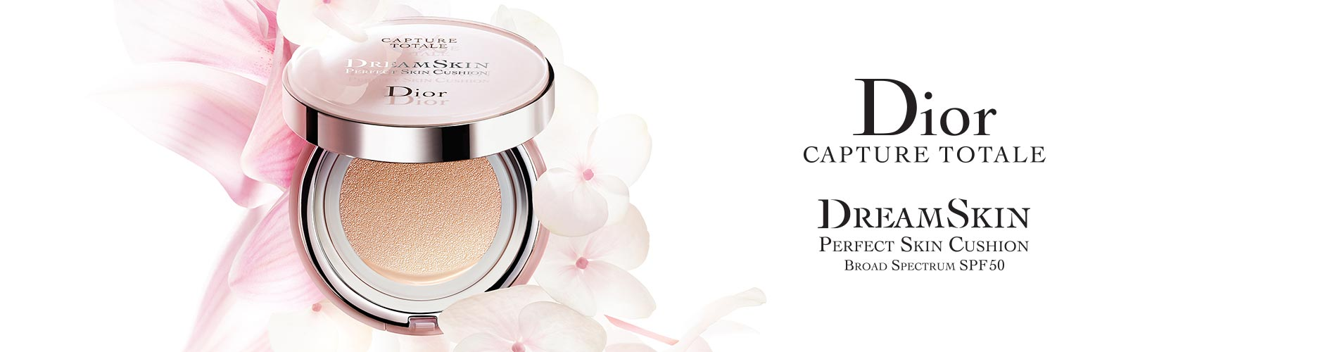 Dior: Capture Totale - Dream Skin, Perfect skin cushion - Broad spectrum SPF50