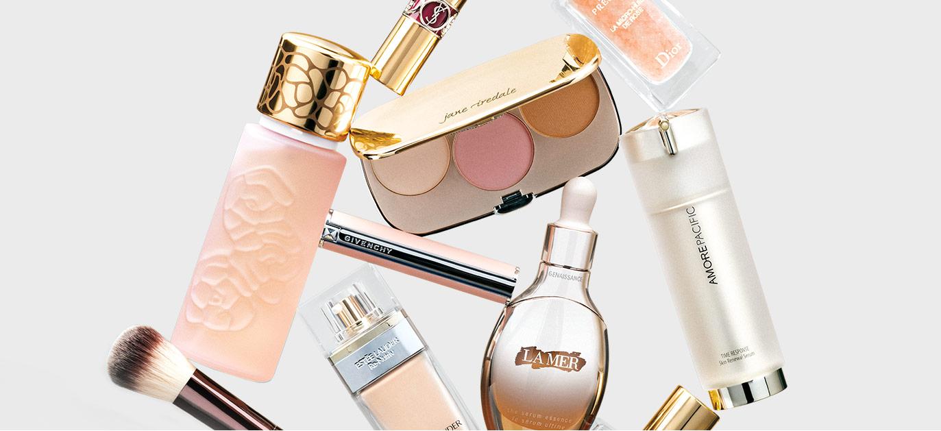 Beauty Event Lookbook At Neiman Marcus