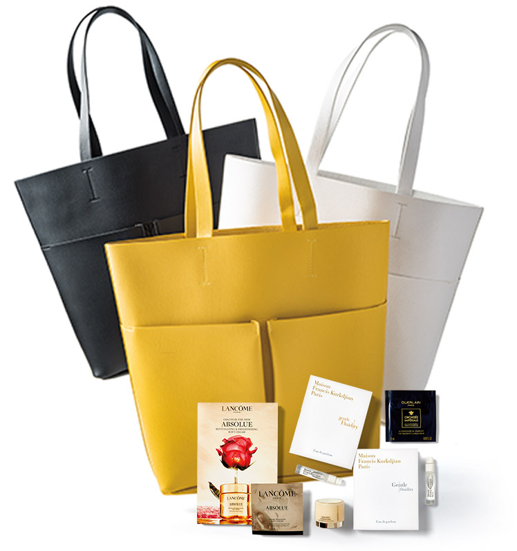 Free Tote + Beauty Samples