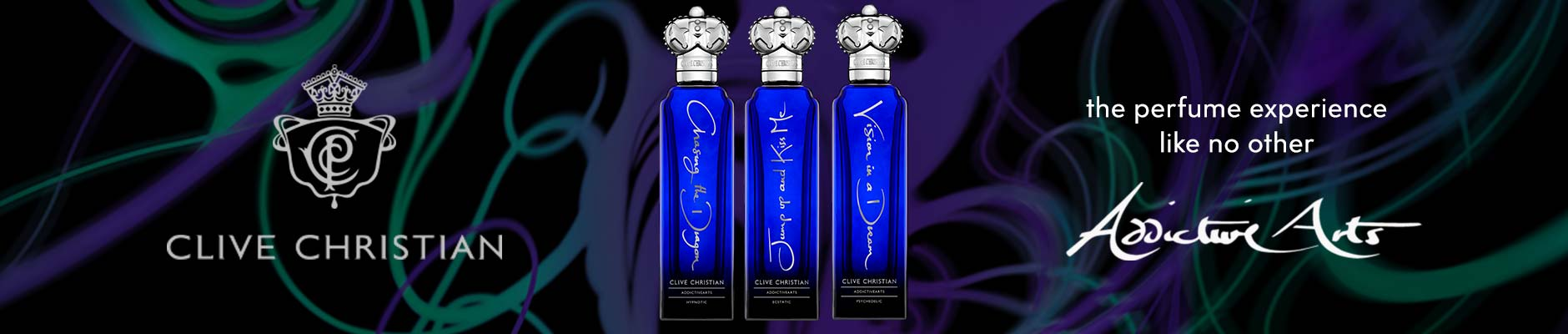 Clive Christian - the perfume experience like no other, addictive arts