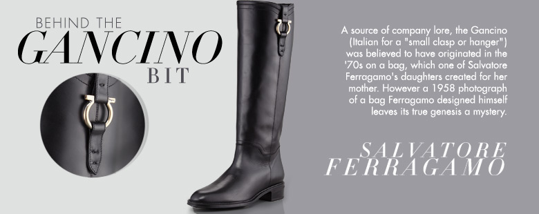 Salvatore Ferragamo: Behind The Gancino Bit