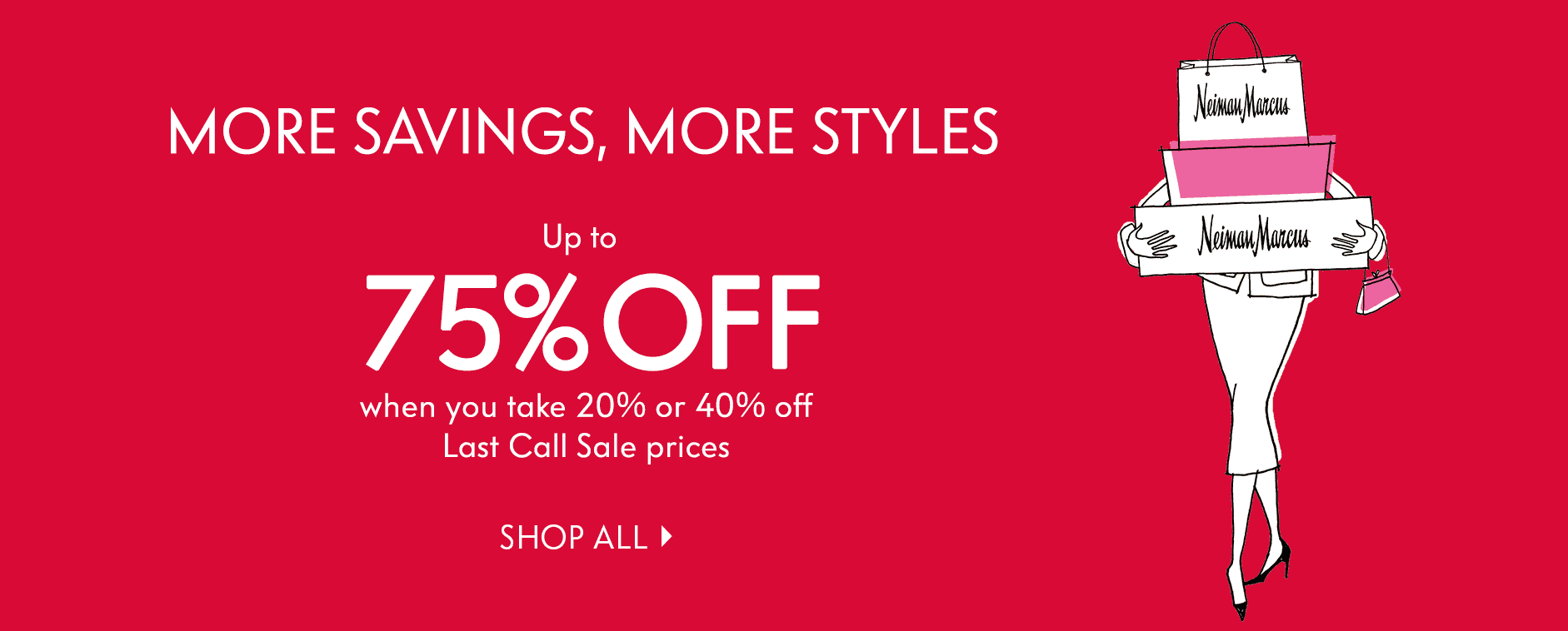 Sale On Sale - Up To 75% Off Sale Prices
