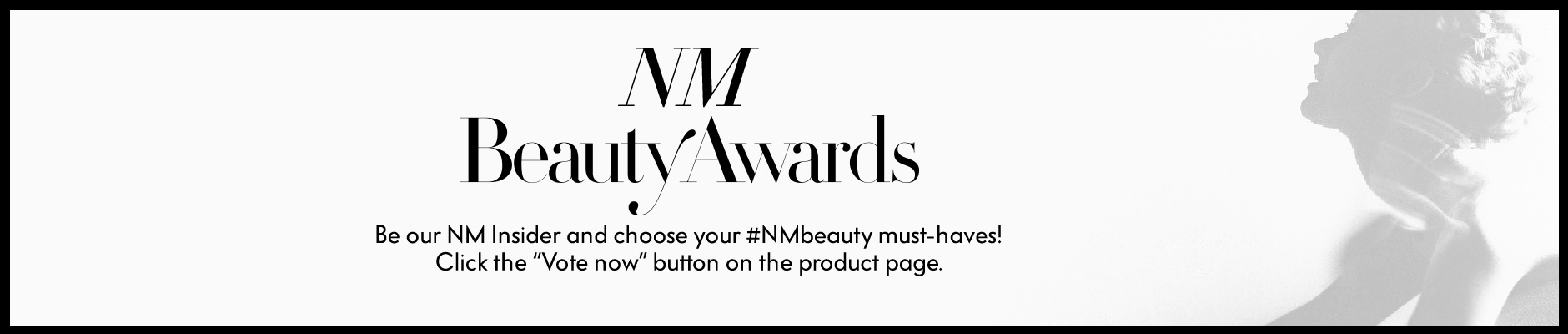 NM Beauty Awards