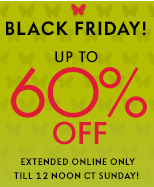 Black Friday 33% Off Sale