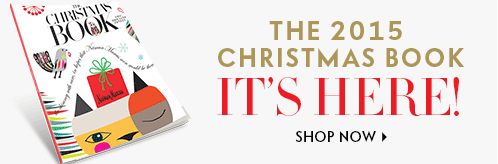 It's Here! 2015 Christmas Book