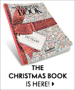 the Christmas Book is here!