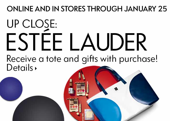 Up Close: Estee Lauder