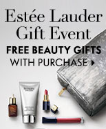 Estee Lauder Gift Event - Free beauty gifts with purchase