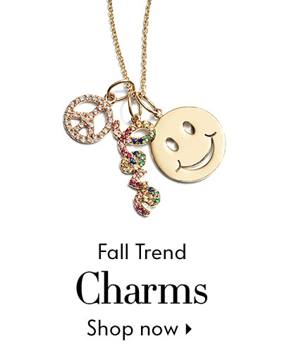 Fall Trend: Charms