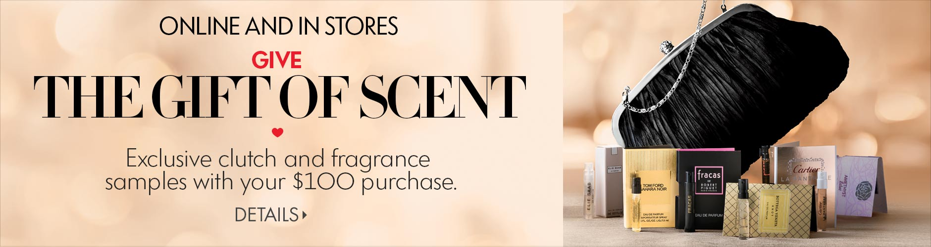 Give The Gift of Scent