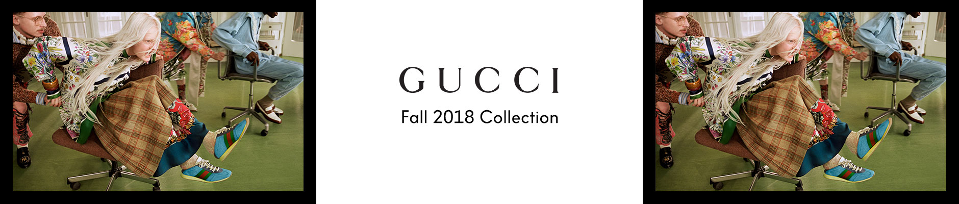 Gucci Fall 2018 Collection