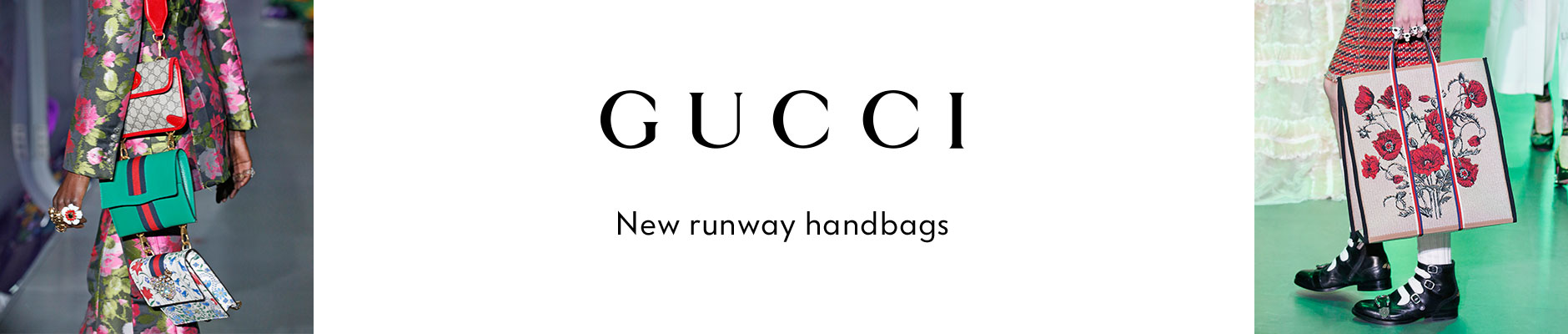 Gucci - New runway handbags