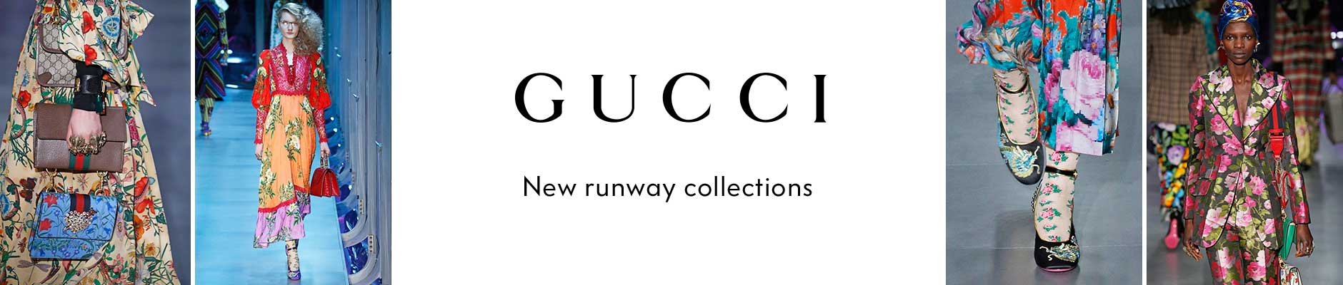 Gucci - New runway collections